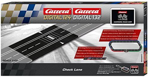 Carrera DIGITAL 132 & DIGITAL 124 Check Lane 20030371 artykuł rozszerzający