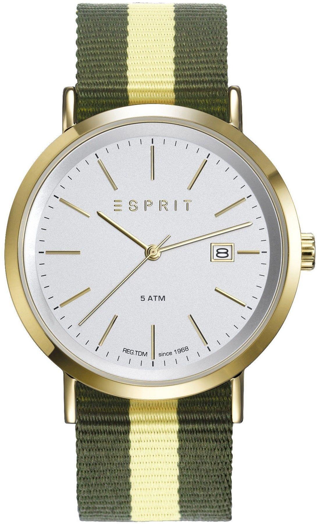 Zegarek Esprit ES108361002 - CENA DO NEGOCJACJI - DOSTAWA DHL GRATIS, KUPUJ BEZ RYZYKA - 100 dni na zwrot, możliwość wygrawerowania dowolnego tekstu.