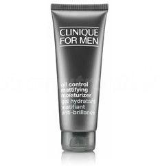Clinique For Men Oil Control Mattifying Moisturizer żel matujący do skóry normalnej i mieszanej 100 ml + do każdego zamówienia upominek.