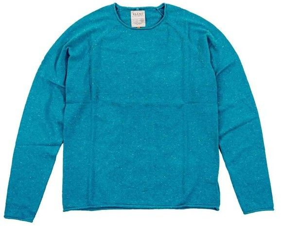 sweter BLEND - Pullover Agate Green (77178)