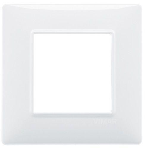 Ramka 2M biała