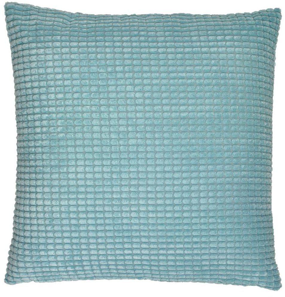 Poduszka Mety niebieska 45 x 45 cm Inspire
