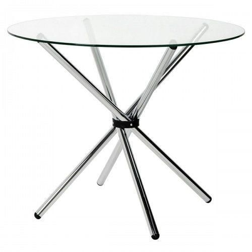 Stół Conex blat szklany szkło hartowane