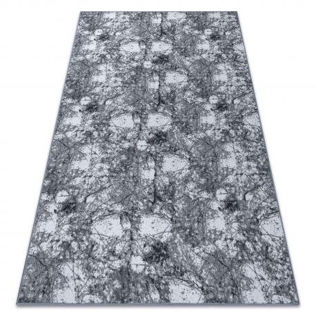 Dywan CONCRETE Beton szary 100x150 cm