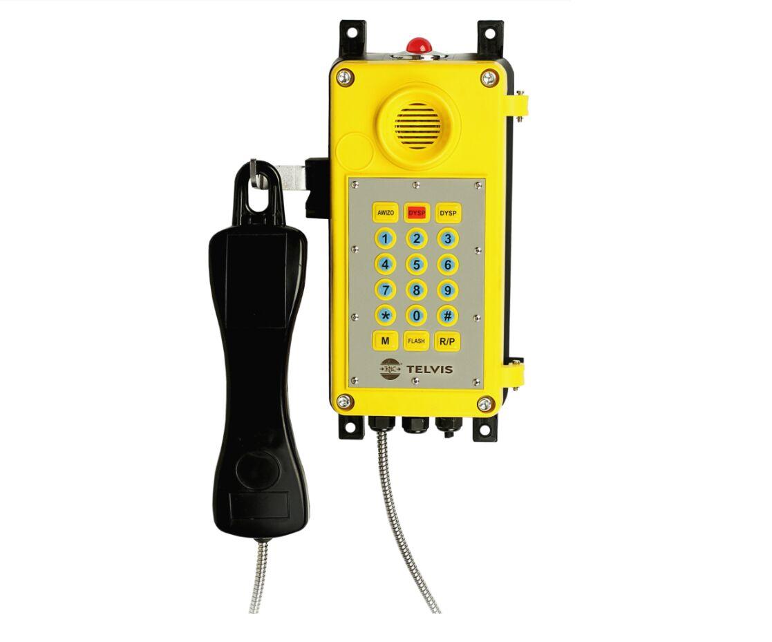 Telos TPNS-SD-CB Aparat telefoniczny przemysłowy