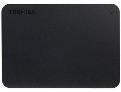 Dysk TOSHIBA Canvio Basics 2TB HDD Czarny Dogodne raty! DARMOWY TRANSPORT!
