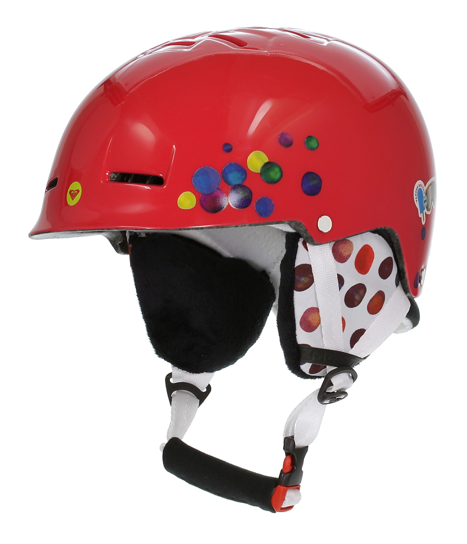 kask snowboardowy damski ROXY AVERY RED