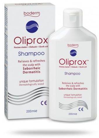 Oliprox szampon na łojotokowe zapalenie skóry 200 ml