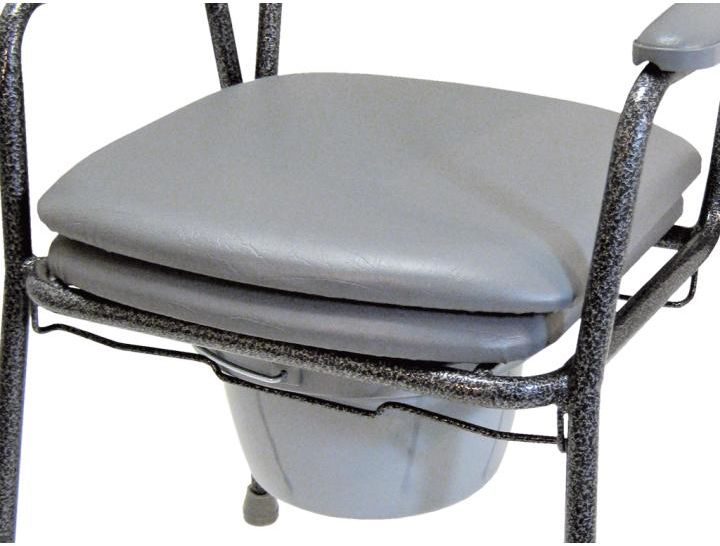 Zapasowe siedzisko na krzesło toaletowe Drive Medical TS 130 Bez otworu