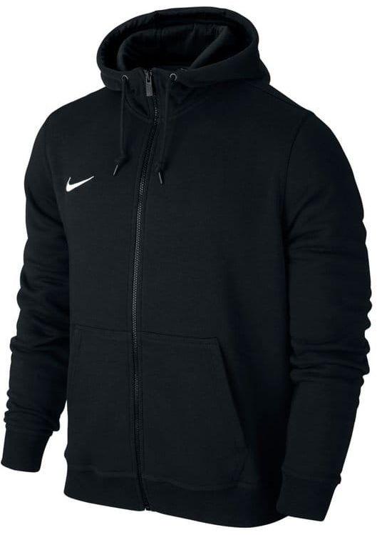 Bluza z kapturem Nike czarna junior r. M 137-147 cm