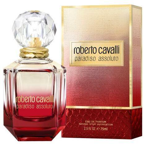 Roberto Cavalli Paradiso Assoluto woda perfumowana 75 ml dla kobiet