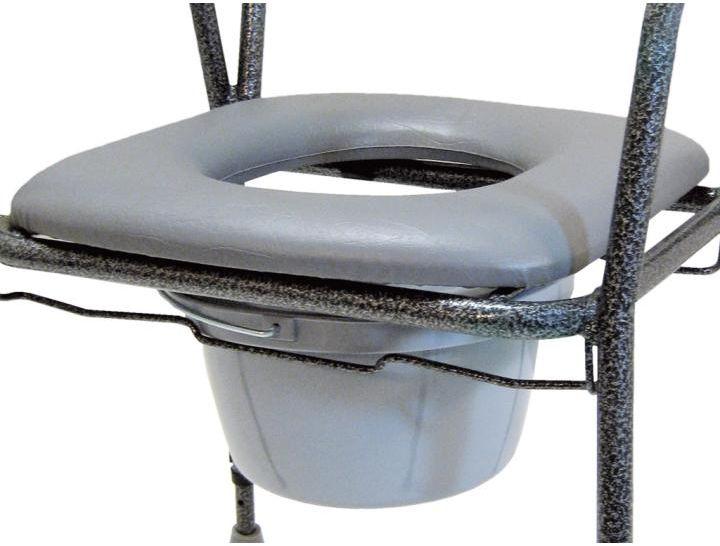 Zapasowe siedzisko na krzesło toaletowe Drive Medical TS 130 Z otworem
