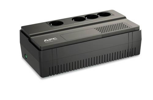 APC Back-UPS BV 650VA, AVR, Schuko Outlet, 230V