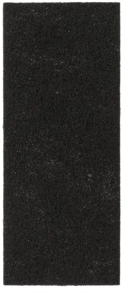 Włóknina ścierna CZARNA P320 115 x 280 mm DEXTER