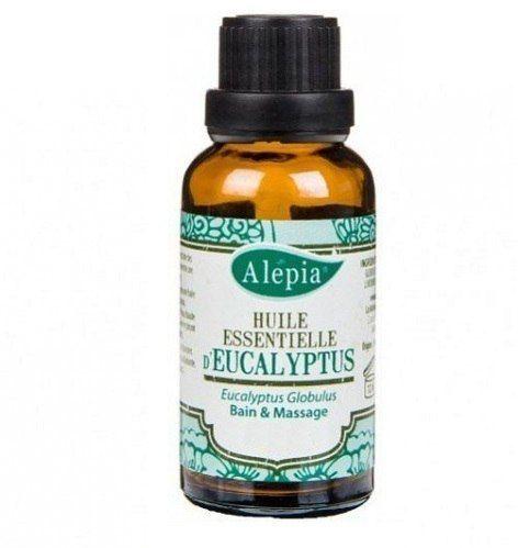 ALEPIA Olejek eteryczny Eukaliptus z certyfikatem CosmeBio 30ml
