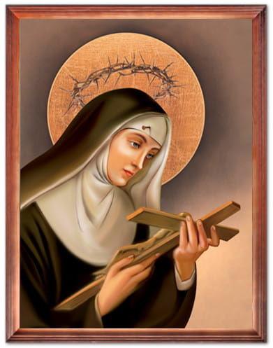 Obraz religijny święta Rita z Cascii