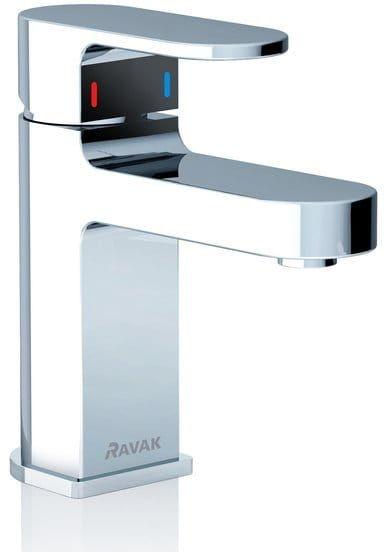 Ravak bateria umywalkowa stojąca Chrome CR 012.00 bez korka X070041