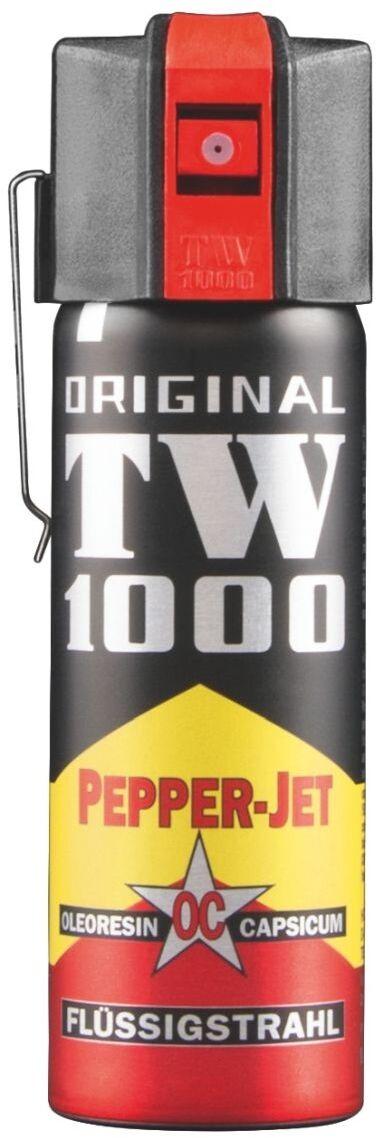 Gaz pieprzowy TW 1000 Pepper Jet 63 ml - strumień (1407.1)