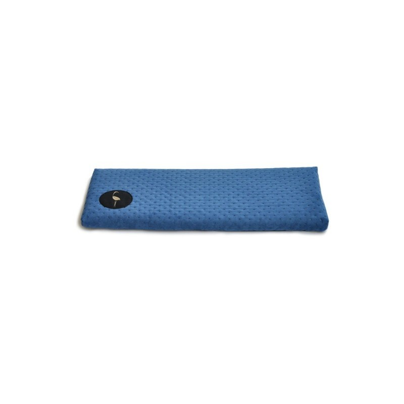 Parapeciak Cleo  niebieski pikowany 50x20cm
