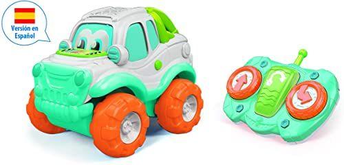 Baby Clementoni - Zdalnie sterowany samochód i łapka do garnków (550715)