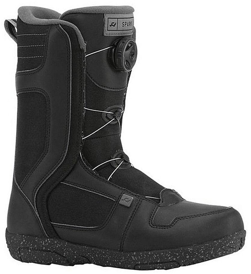 Ride Spark BOA black dzieci buty snowboardowe - 38EUR