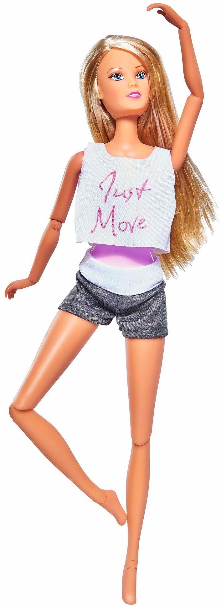 Simba 105733203 - Steffi Love Just Move, lalka