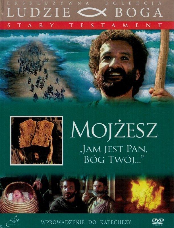 """Mojżesz """"Jam Jest Pan Bóg Twój..."""" - Stary Testament Ludzie Boga - DVD 19"""