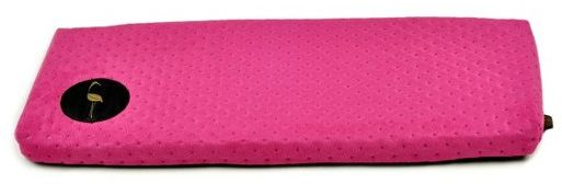 Parapeciak Cleo  różowy pikowany 50x20cm