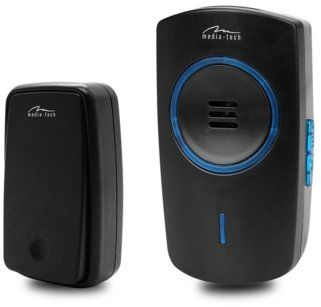 Dzwonek MEDIA-TECH Kinetic Doorbell MT5701