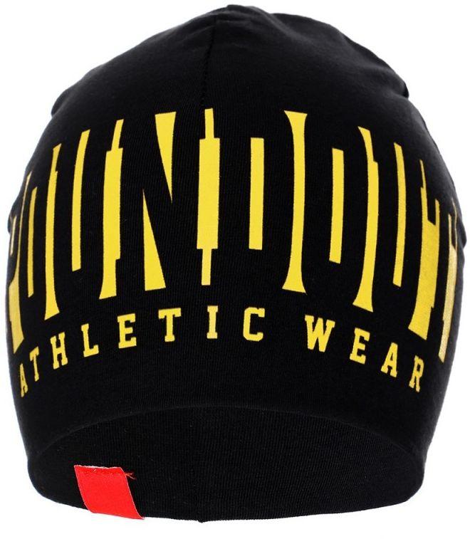 Poundout czapka CAGE Yellow