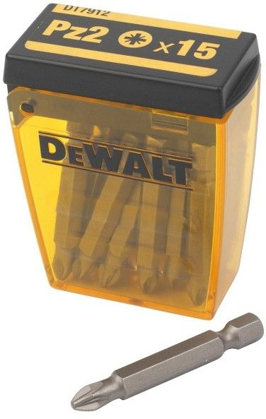 Zestaw bitów DeWalt 15 szt.