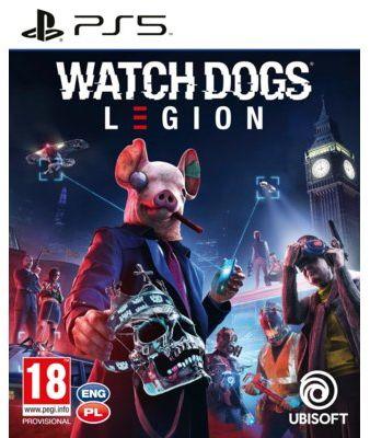 Gra PS5 Watch Dogs Legion. > DARMOWA DOSTAWA ODBIÓR W 29 MIN DOGODNE RATY