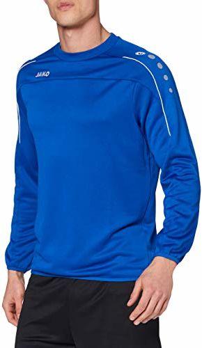 JAKO męska bluza Sweat Classico, royal, 128