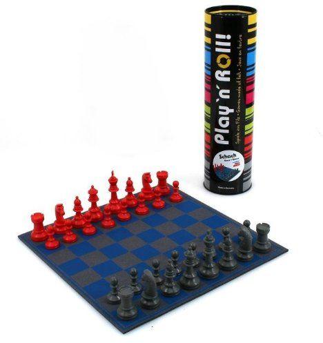 """Gra w szachy 06222 """"Play ''N'' ROLL"""""""