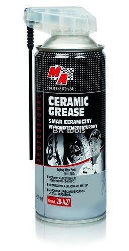 MA PROFESSIONAL - Smar Ceramiczny Wysokotemperaturowy 400ml
