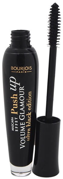 Tusz do rzęs Bourjois Volume Glamour Push Up Ultra Black