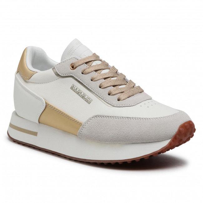 Sneakersy NAPAPIJRI - Hazel NP0A4FKW0021 Bright White