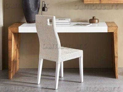 Krzesło z kory rattanowej SKY