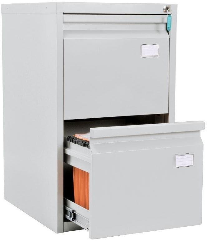 Szafa kartotekowa z dwoma szufladami A 42 (format A4)