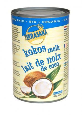 Mleczko kokosowe BIO 400 ml Terrasana.