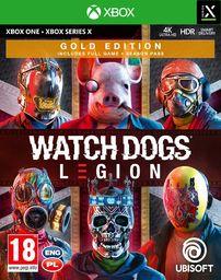 Ubisoft Watch Dogs Legion Gold Edition (Xbox Series X)