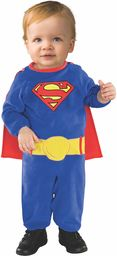 Rubie''s 885301 kostium Supermana, jak na zdjęciu, noworodki