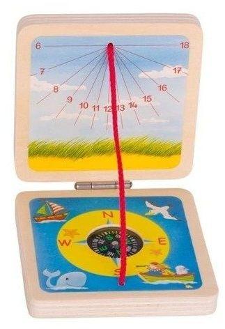 Kieszonkowy zegar słoneczny