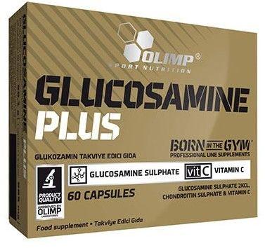 OLIMP Glucosamine Plus 60 kaps CHROŃ SWOJE STAWY