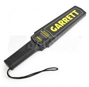 Ręczny wykrywacz metalu Garrett Super Scanner  V z atestem