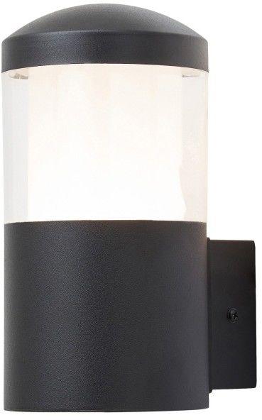 Kinkiet ogrodowy LED Blooma Nelchina 3000 K czarny
