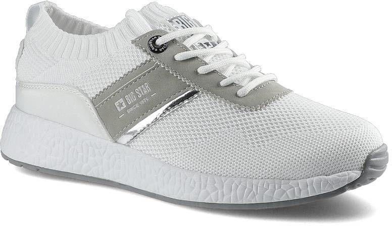 Sneakersy BIG STAR HH274349 Biały