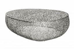 Stolik kawowy Leaf 122 chrom