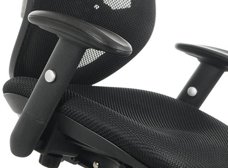 SIT PLUS Fotel biurowy SPECTRUM HB NET