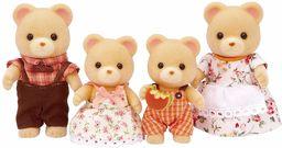 Sylvanian Families - 5059  niedźwiedzia: rodzinne futro